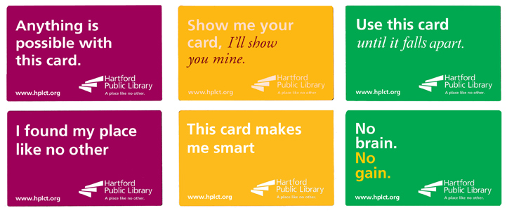 Get A Library Card  Hartford Public Library