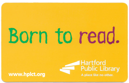 Get A Library Card | Hartford Public Library